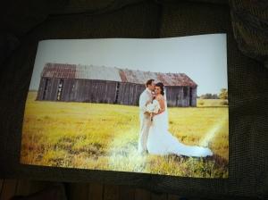 Ryan and Rach Wedding pic